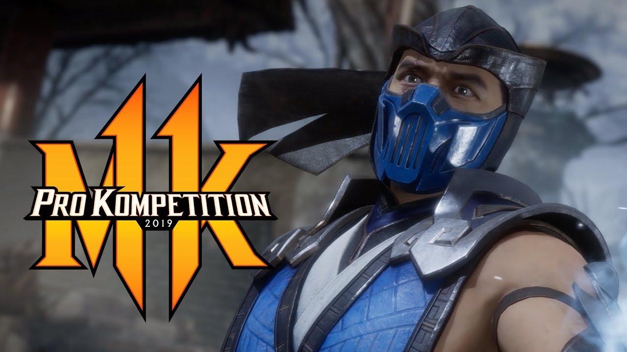 Mortal Kombat 11 Esports Live Tournament Details - Mortal Kombat 11