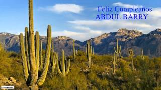 AbdulBarry   Nature & Naturaleza - Happy Birthday