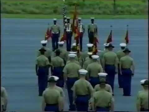USMC Parris Island 20 Oct 1995