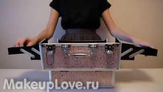 Чемодан для косметики розовый с золотым(, 2015-05-20T11:06:00.000Z)