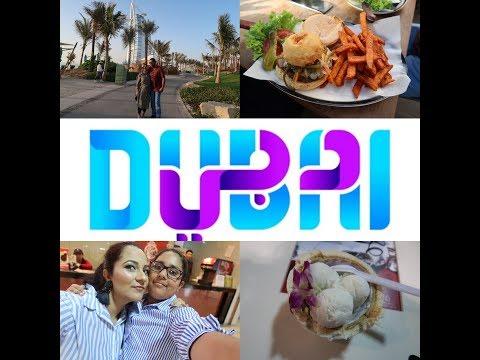 Vacances à Dubai #Vlog #1