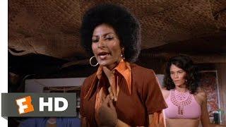 Foxy Brown - Lesbian Bar Fight Scene (6/11) | Movieclips