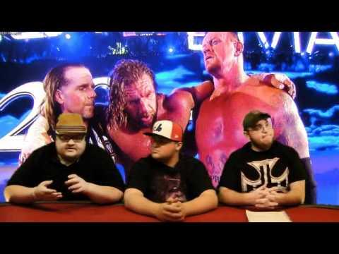 WWE WrestleMania XXVIII Review - Instant Wrestling Report