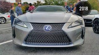 2018 Lexus LC500h LC500