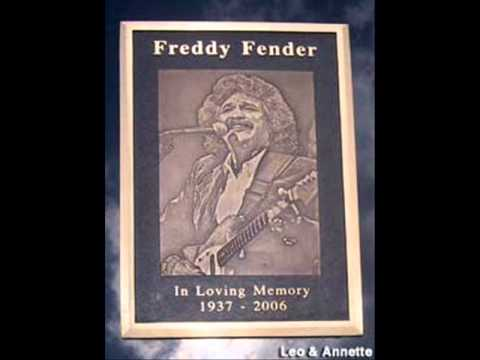 Freddie Fender   Tell It Like it Is