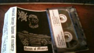 Mortal Decay- Dawn Of Misery