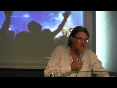 Francois Du Toit -  Gifted With All That It Takes - January 2014 Mirror Word School (Session 5)
