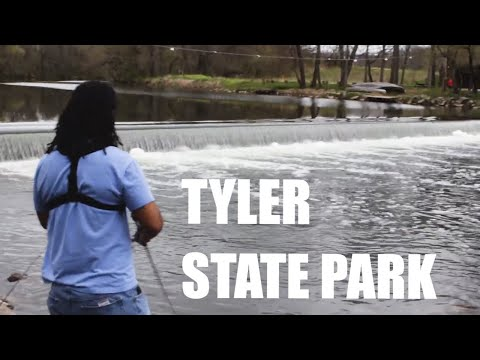Fishing Tyler State Park X The Schuylkill River