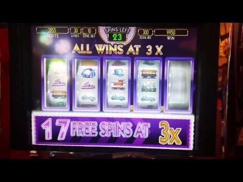 how to win monopoly slot machine