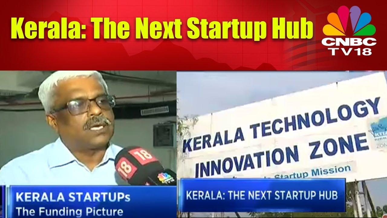 Kerala: The Next Startup Hub | CNBC TV18