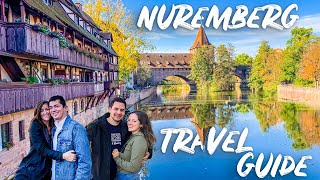 NUREMBERG CITY TOUR FROM LOCALS | Nuremberg Travel Guide