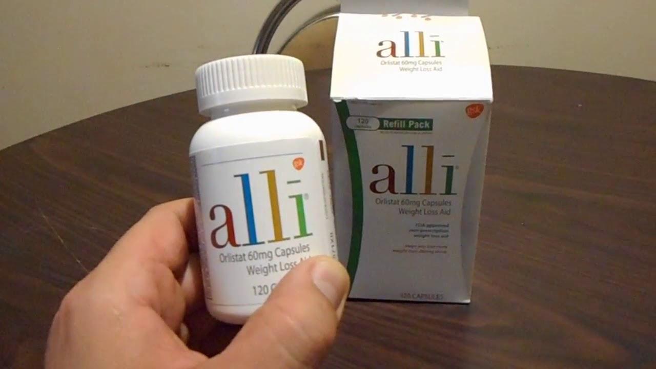 pastillas para adelgazar orlistat allied