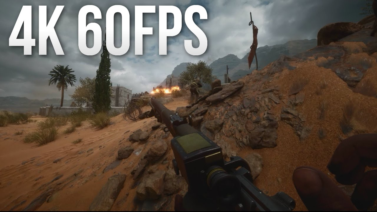 The Beauty of Battlefield 1 - 4K 60FPS