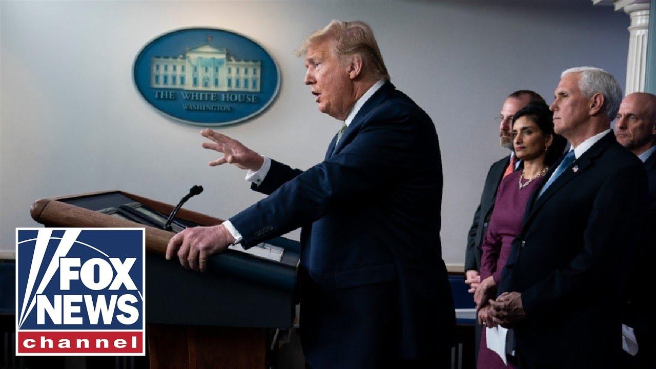 Trump, Coronavirus Task Force hold White House briefing | 4/10/20