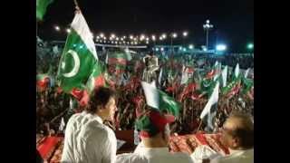 Imran Khan PTI song dil main ho neeyat saaf