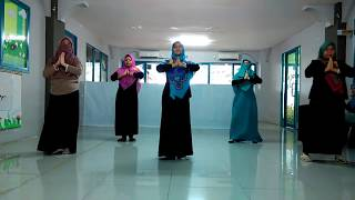 Download Video tari assalamu'alaikum dea ananda MP3 3GP MP4