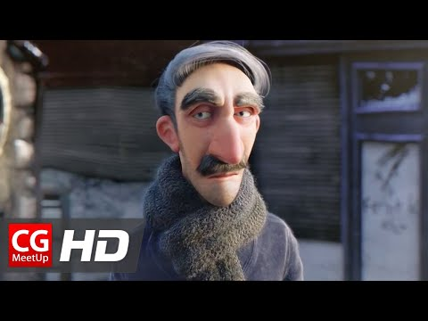 "CGI Animated Short Film HD: ""Rubato Short Film"" by Rubato Team"