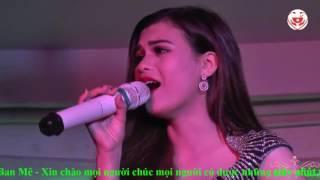 Sống Như Những Đóa Hoa ( H'Blup ) || Music Acoustic Coffe Ban Mê [ HD Offcial ]
