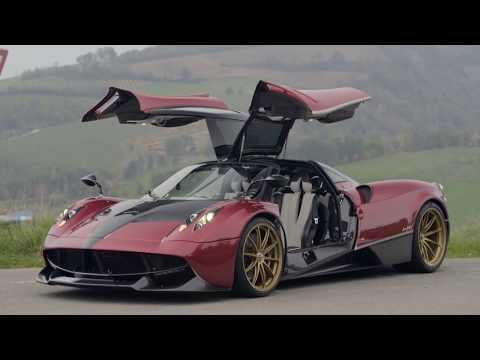 Pagani Zonda flies Emirates | Emirates SkyWheels | Emirates Airline