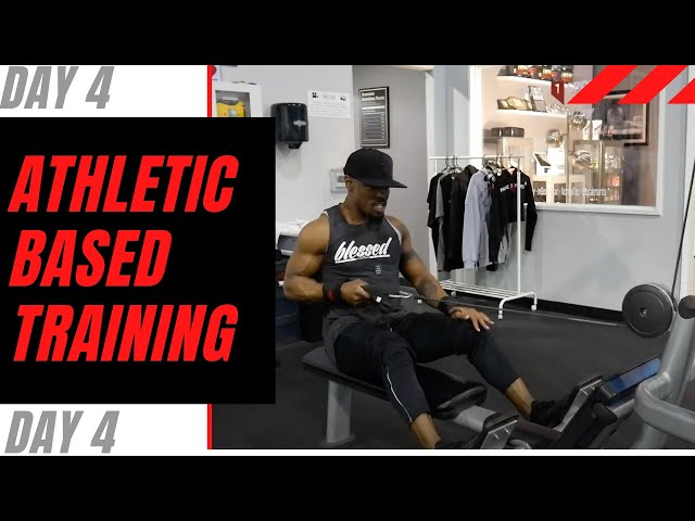 ABT- Athletic Based Training: Day 4 Volume 2-2021