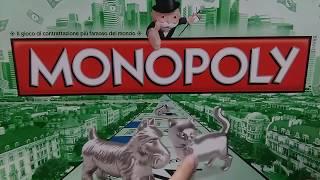 [Giochi da Tavolo] MONOPOLI - Il Classico Tanto Amato e Odiato (Hasbro-EG-Parker)
