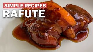 Simple recipes to try at home - Rafute