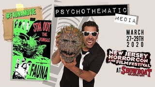 Psychothematic Media Returns to NJ Horror Con Spring 2020