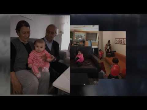 Frankfurt with family