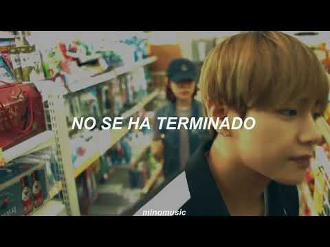 Someone Like You - V (BTS) [Traducida al Español]