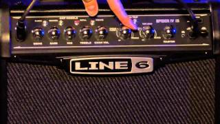 Line 6 Spider IV 15 Watt Amp Gear Review