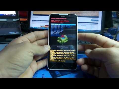 HTC Desire 606 (600 606W) прошивка с русским языком + ссылка by