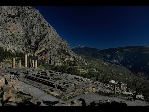 Ancient Delphi 1-Day Photo-Tour Workshops Greece by PhotoVoyagers