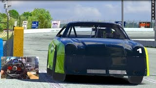 """Best Racing Simulation on PC?? Taking The OUTSIDE!! - iRacing """"LIVE"""""""