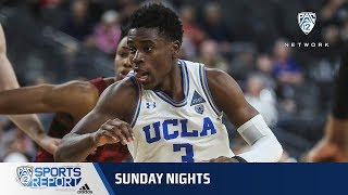 2018 Pac-12 Men's Basketball Tournament: UCLA gets past Stanford with Aaron Holiday's 34 points