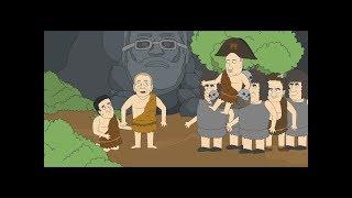Скачать Зашквареные Выборы в каменном веке продолжение Миньоны москводрота и мальчик с идолом Censored
