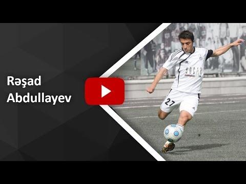 Doğum günün mübarək, Rəşad Abdullayev!
