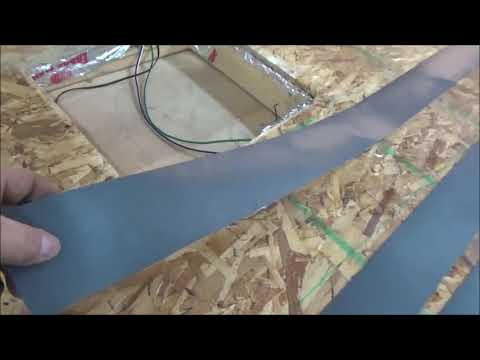 Replaced RV Roof with 60 mil TPO On 2014 Grand Design Reflection