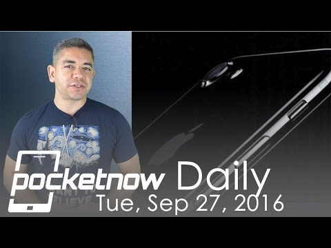Jet Black iPhone 7 issues, Google Pixel renders & more - Pocketnow Daily