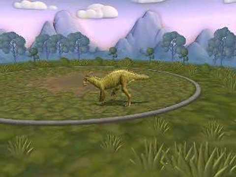 Spore Charonosaurus