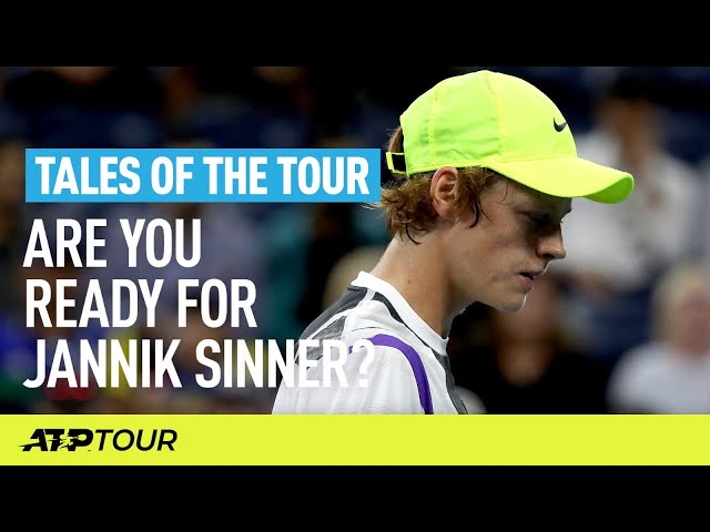 Get To Know Jannik Sinner | TALES OF THE TOUR | ATP