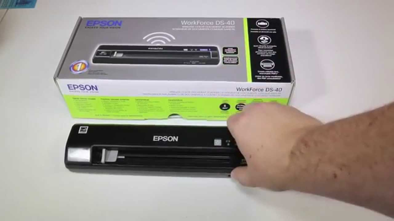 EPSON DS40 DRIVERS FOR WINDOWS 7