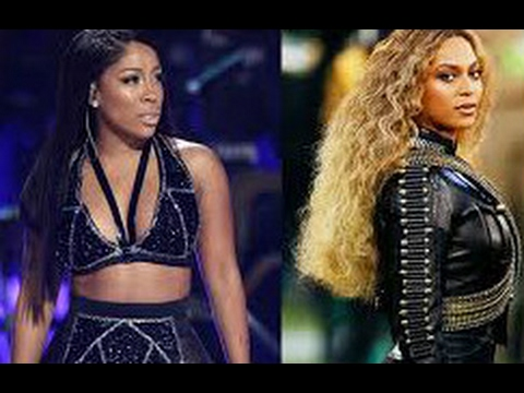 Download Youtube: K. Michelle is Jealous of Beyonce's Pregnancy Annoucement! Watch Her Throw Shade at BEY!