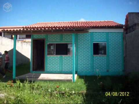 Casa pr fabricada de concreto armado youtube for Casas de cemento