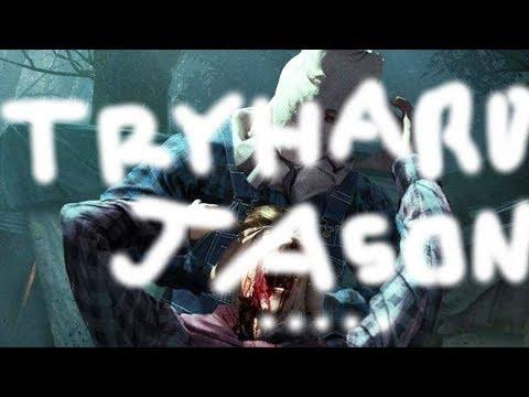 TRY HARD FUCKING JASON MAN ,Friday the 13th