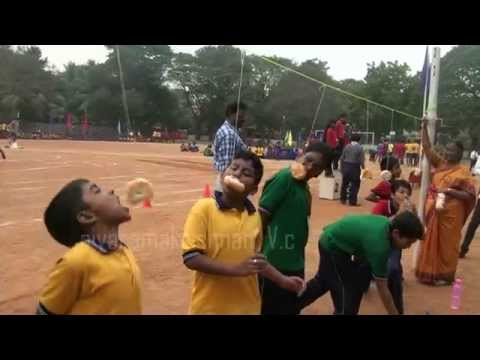 KV Ashok Nagar Chennai | Sports Day