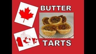 Butter Tarts (and Bonus Pets-De-Soeurs recipe) - with yoyomax12