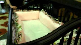 Romina Nerva Convertible Crib From Pippin Mcgee