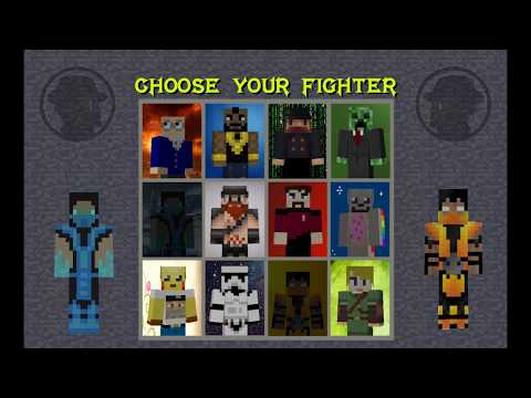 MORTAL KOMBAT COM TEXTURA - SKY WARS ( Minecraft ) C/ Afreim from YouTube · Duration:  3 minutes 20 seconds