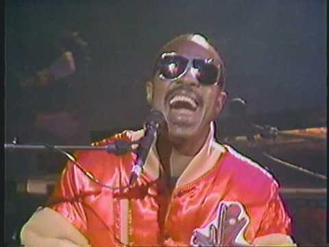 Stevie Wonder -Part-Time Lover  Live at Korakuen in Tokyo Japan on November 3, 1985