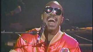 Stevie Wonder -Part-Time Lover  Live at Korakuen in Tokyo Japan on November 3, 1985